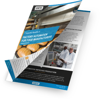 7 Impactful Benefits of Factory Automation for Food Manufacturers