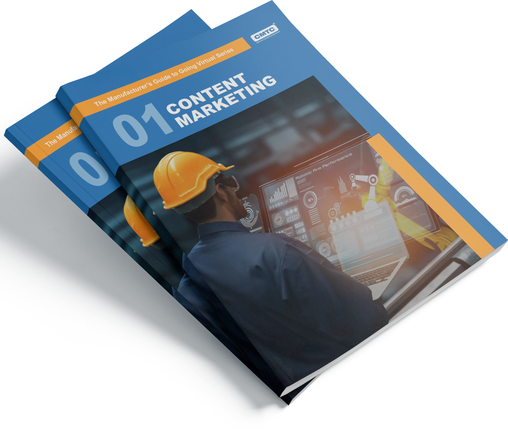 Content Marketing for Manufacturing eBook