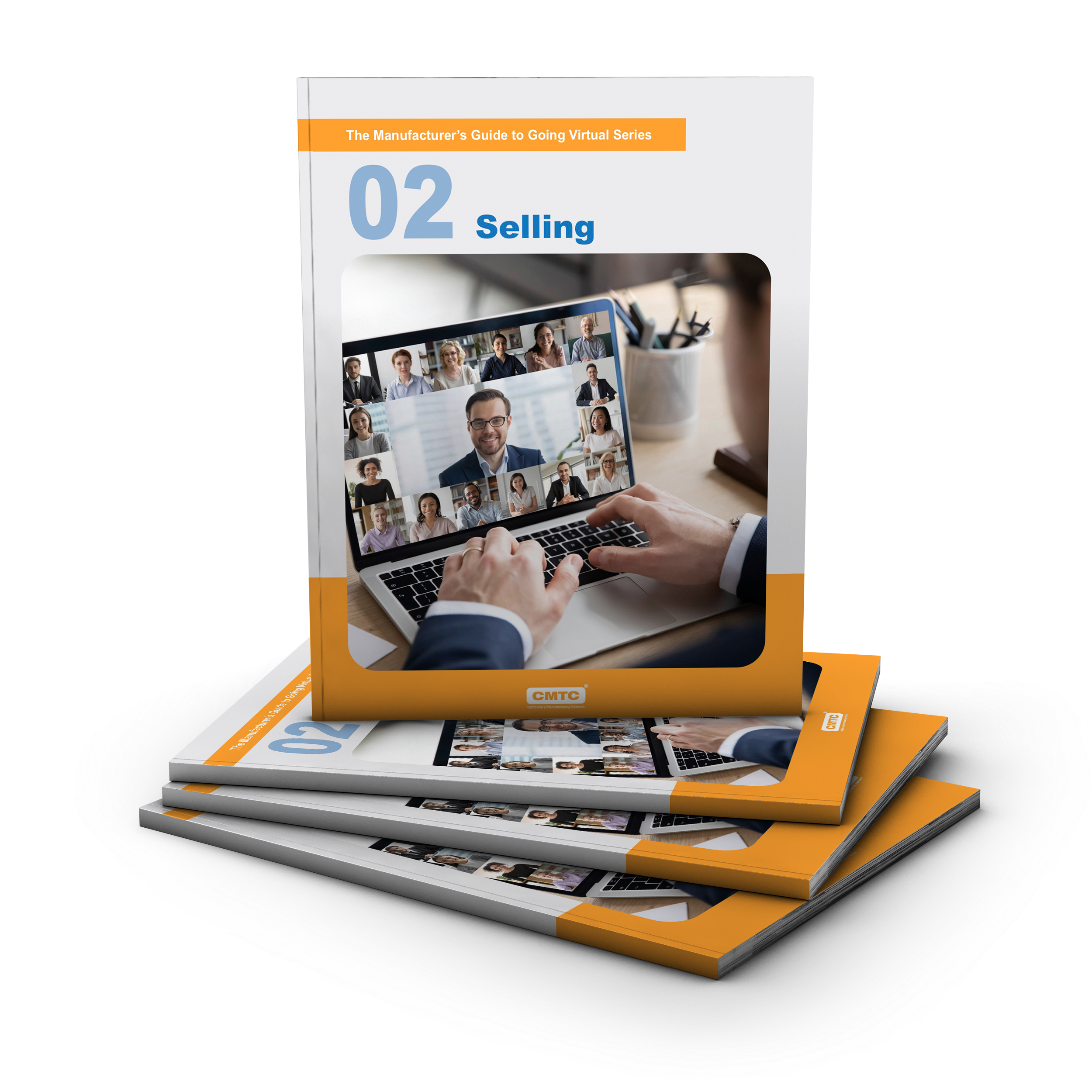 EB _ NEAP - The Manufacturers Guide to Going Virtual - Selling (ebook #2)_Mockup-1-1