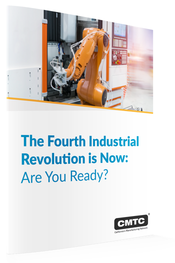 The Fourth Industrial Revolution is Now