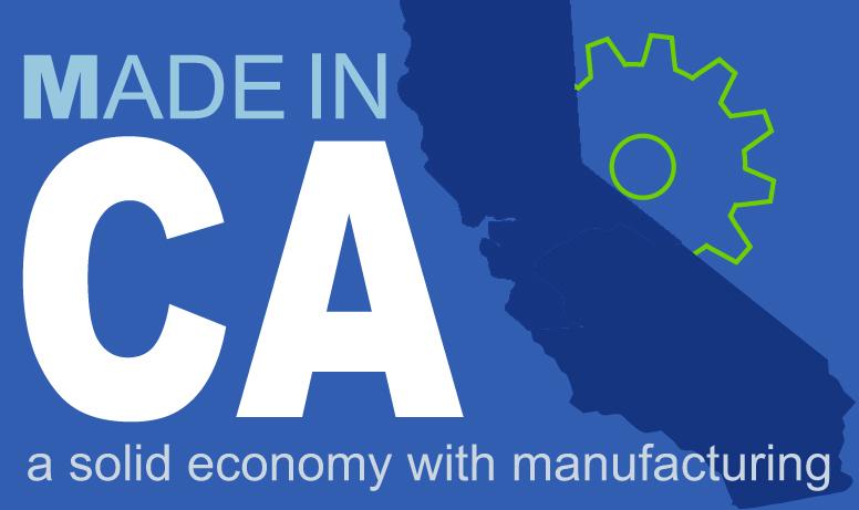 Made in California Program Logo